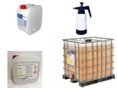 Desinfektion- & Cleanmittel