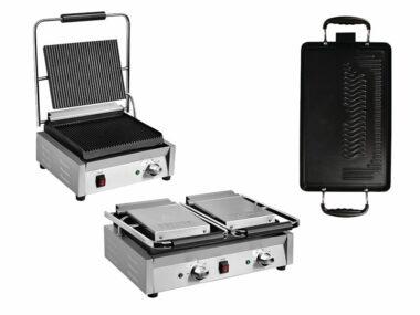 Back- & Grillplatten