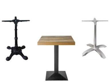 Tischplatten & Füße