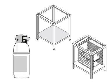 Zubehör Pressure Steamer Druckgaren